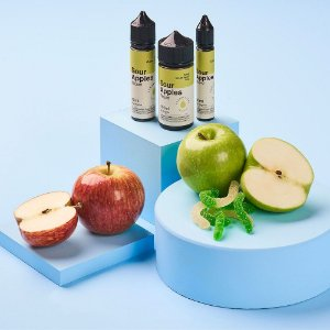 Líquido Juice Sour Apples - Dream Collab