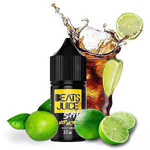 Líquido Juice Salt Hip Hop Coca Ft. Lemon - Beats