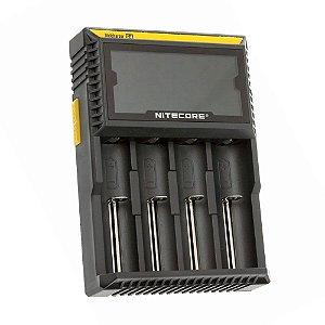 Carregador de Baterias D4 - Nitecore