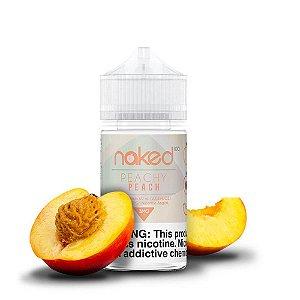 Líquido Juice Original Peachy Peach - Naked