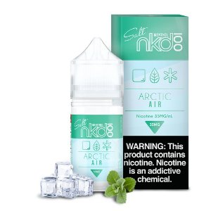 Líquido Juice Salt Arctic Air - Naked