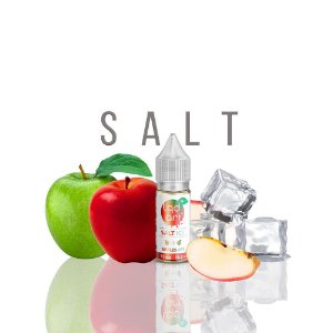 Líquido Juice Salt Apples Art - Lqd Art