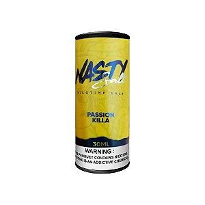 Líquido Juice Salt Passion Killa - Nasty
