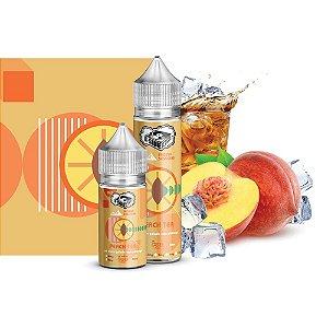 Líquido Juice Frozen Sessions Peach Tea - B-Side