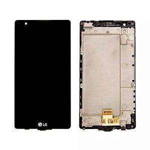 TELA DISPLAY FRONTAL LG X POWER COM ARO