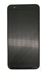 TELA DISPLAY FRONTAL LG K9 C/ ARO - X210