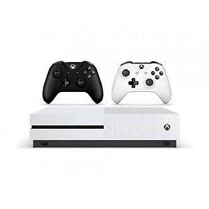 Console Xbox One S 1TB 2 controles