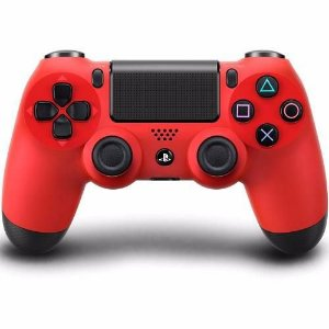 Controle PlayStation 4 Vermelho
