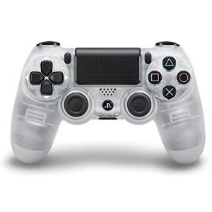 Controle PlayStation 4 Cristal