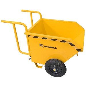 Caçamba Manual para cavaco CM 200 MachMetals