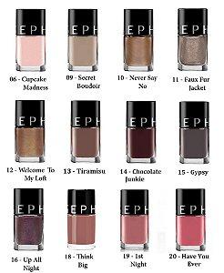 Esmalte Sephora Color Hit - 01 Unidade - Escolha a Cor