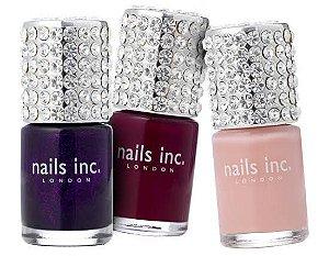 Esmalte Nails Inc London Crystal Colour - 1 Unidade - Escolha a Cor