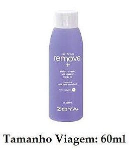 Removedor de Esmaltes 3 em 1 Zoya Remove Plus - Escolha o Tamanho