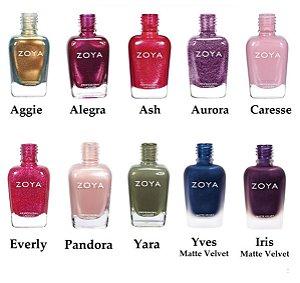 Esmalte Zoya - Escolha a Cor