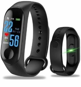Relógio Smartband Bracelete Health M3 Bluetooth
