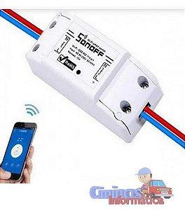 Interruptor Wi-Fi Sonoff Basic