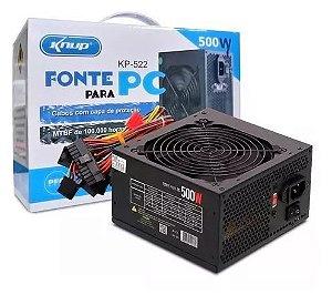 Fonte Real ATX 500W