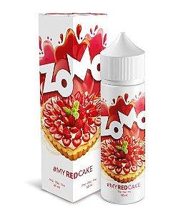ESSÊNCIA LIQUIDA ZOMO RED CAKE 60ML