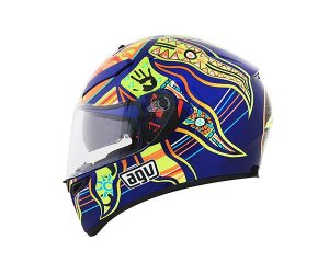 CAPACETE AGV K3-SV FIVE CONTINENTS