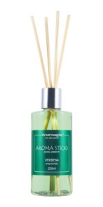 Difusor Por Varetas Aroma Sticks Aromagia - Verbena 250ml