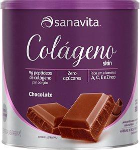 Colágeno Chocolate Sanavita 300G