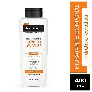 Hidratante Corporal Neutrogena Body Care Intensive Hidrata e Revitaliza 400ml