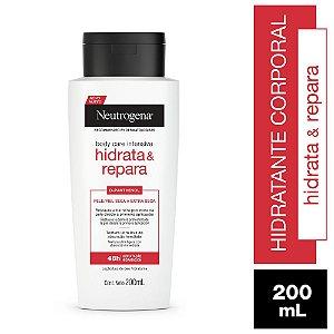 Hidratante Corporal Neutrogena Body Care Intensive Hidrata e Repara 200ml