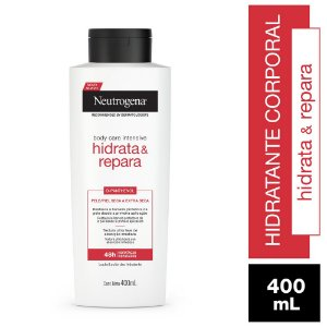 Hidratante Corporal Neutrogrena Body Care Intensive Hidrata e Repara 400ml