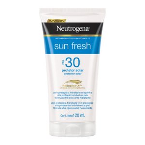 Protetor Solar NEUTROGENA Sun Fresh FPS 30 120ml