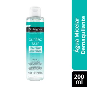 Água Micelar Demaquilante Neutrogena 200ml
