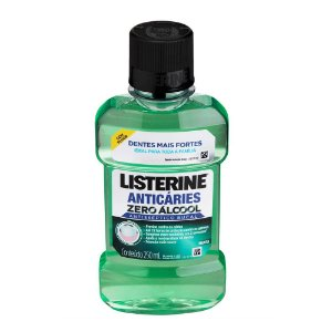 Antisséptico Bucal LISTERINE Anti Cáries Zero 250 ml