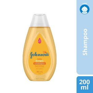 Shampoo JOHNSON'S Baby Regular 200 ml