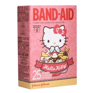 Curativos BAND AID Hello Kitty 25 unidades