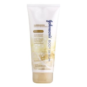 Iluminadora Hidratante Body Serum JOHNSON'S Refinada 200 ml