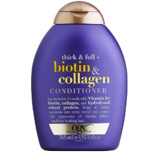Condicionador OGX Biotin & Collagen 385ml