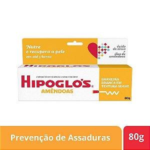 Creme Preventivo de assaduras Hipoglos Amêndoas 80g