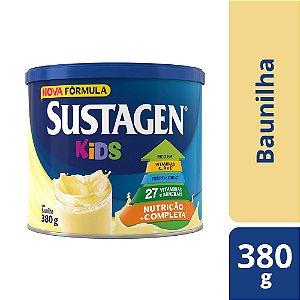 Sustagen Kids 380g Baunilha