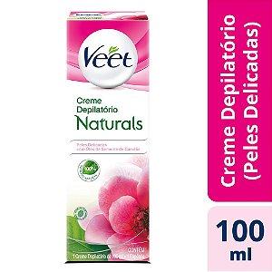 Creme VEET Naturals Camélia 100ml