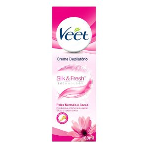 Creme VEET Pele Normal 180 ml
