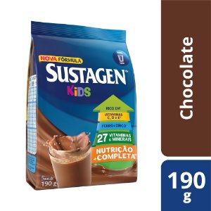 Sustagen Kids Chocolate 190g
