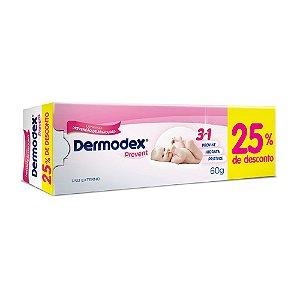 Creme para Prevenção de Assaduras Dermodex Prevent 60g