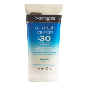 Neutrogena Sun Fresh Aqua Light FPS 30 120ml
