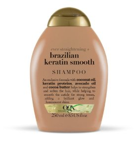 OGX Shampoo Brazilian Keratin Smooth 250ml