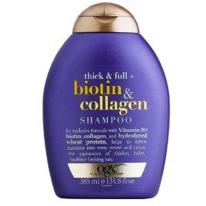 Shampoo OGX Biotin & Collagen 385ml