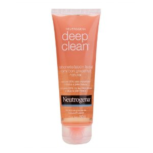 Gel Limpeza NEUTROGENA DEEP CLEAN Grapefruit 80g