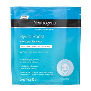 Máscara Facial Hydro Boost Neutrogena 30ml