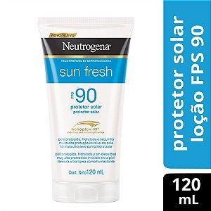 Neutrogena Sun Fresh FPS 90 120ml