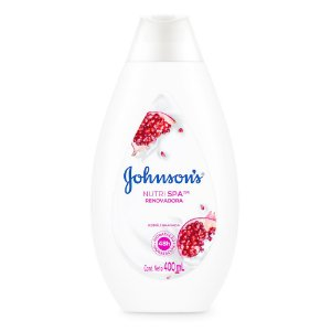 Hidratante Nutri Spa Renovadora JOHNSON'S Romã 400ml