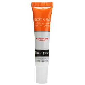 Gel Secativo NEUTROGENA Rapid Clean 15g