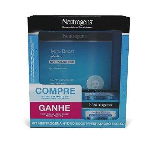 Promopack Hydro Boost Hidratante Facial Water + Gel Máscara Facial 30g